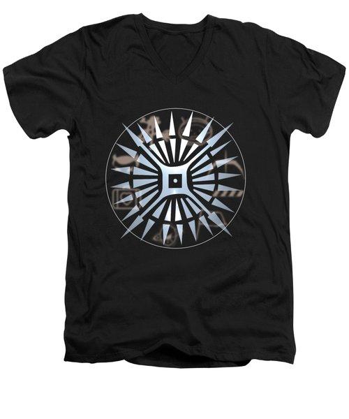 Ietour Logo Design Men's V-Neck T-Shirt