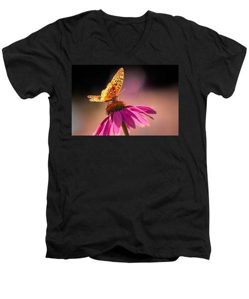 If I Could Men's V-Neck T-Shirt by Craig Szymanski