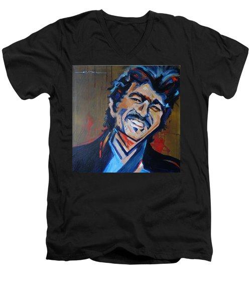 Illegal Smile Men's V-Neck T-Shirt