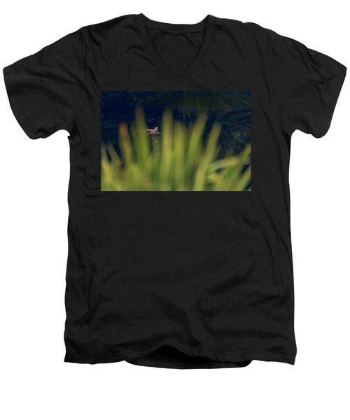 I'm Looking Through You Men's V-Neck T-Shirt