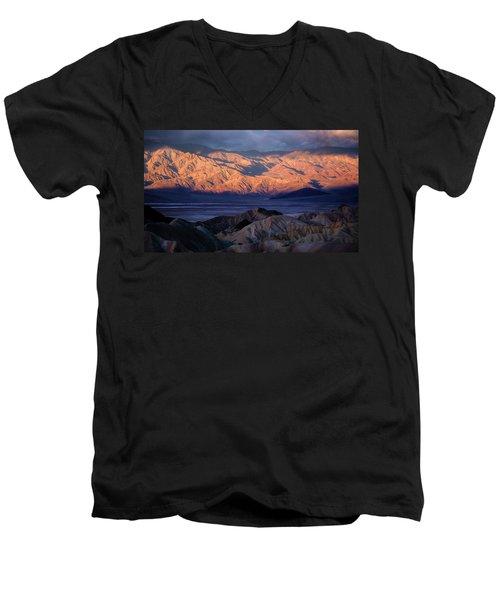 Imagine Men's V-Neck T-Shirt