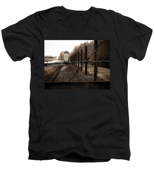 Imprisoned Men's V-Neck T-Shirt