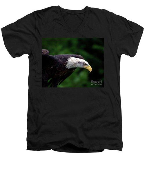 In For The Kill Men's V-Neck T-Shirt