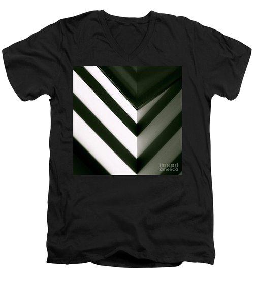 In Or Out Men's V-Neck T-Shirt