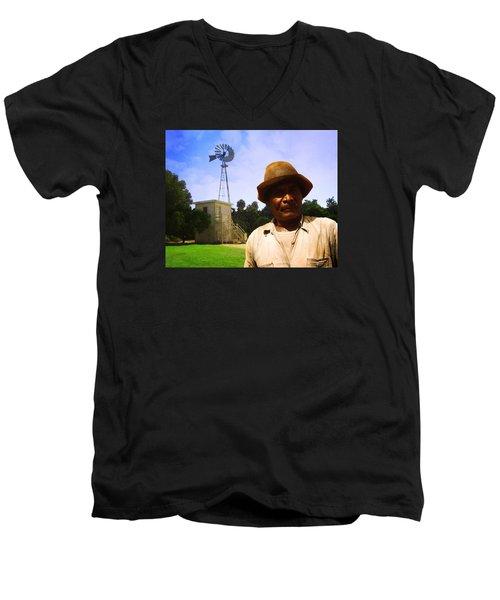 In The Groves Men's V-Neck T-Shirt