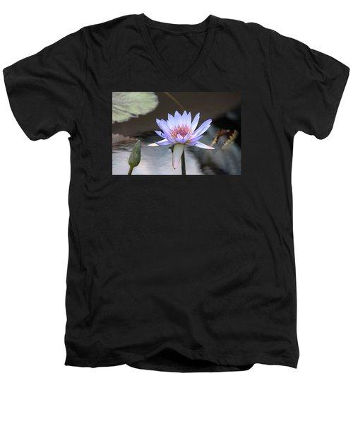In The Morning Light Men's V-Neck T-Shirt