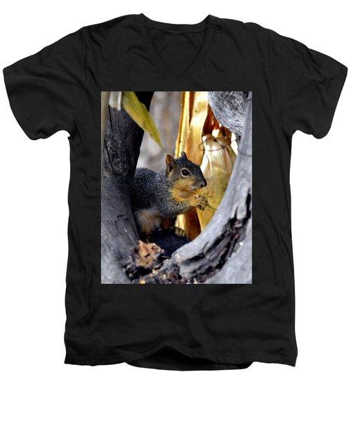 In The Niche Men's V-Neck T-Shirt