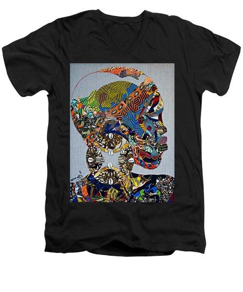 Indigo Crossing Men's V-Neck T-Shirt