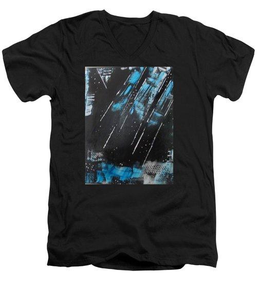 Inner Flight Men's V-Neck T-Shirt by Sharyn Winters