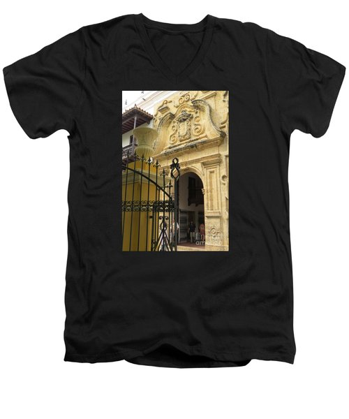 Inquisition Palace Men's V-Neck T-Shirt