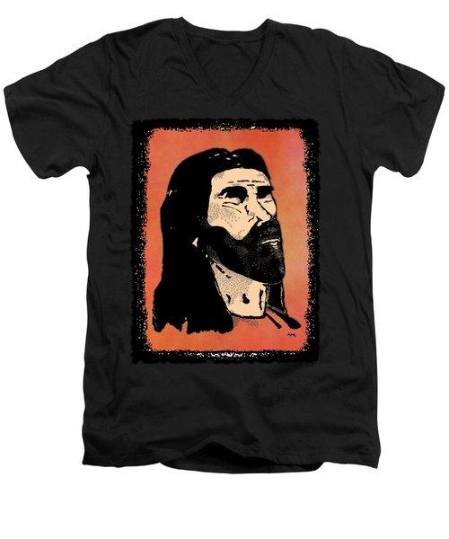 Inspirational - The Master Men's V-Neck T-Shirt