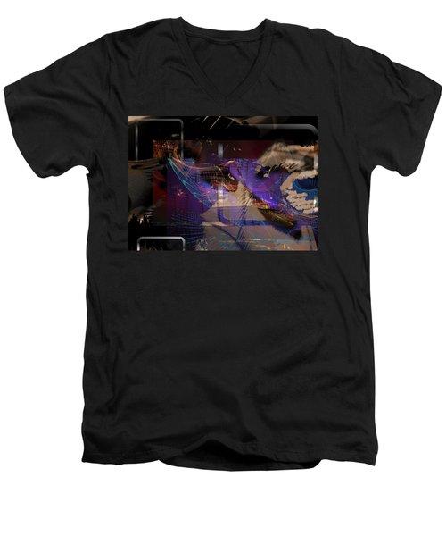 Intensive Variable Men's V-Neck T-Shirt