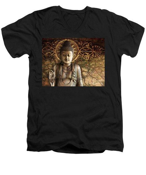 Intentional Bliss Men's V-Neck T-Shirt