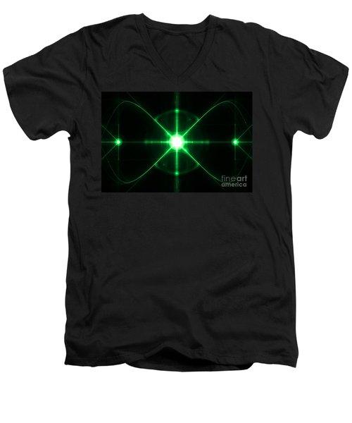 Intergalactic Men's V-Neck T-Shirt