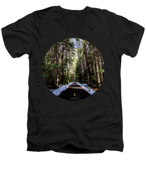 Into The Woods Men's V-Neck T-Shirt