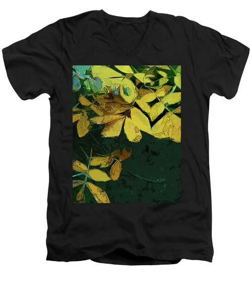 Into The Woods Men's V-Neck T-Shirt