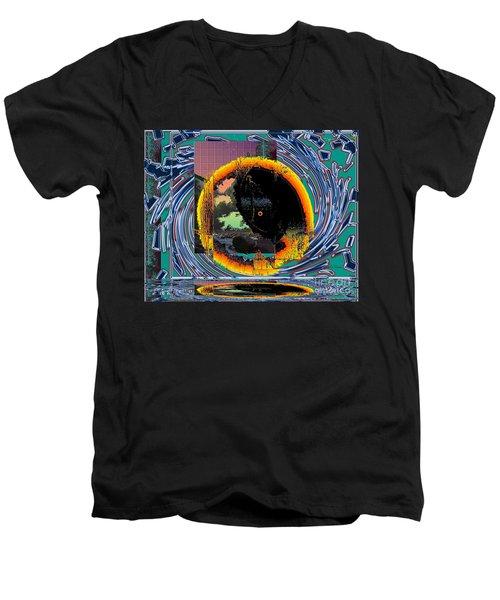 Inw_20a5567_morning-cliffs Men's V-Neck T-Shirt