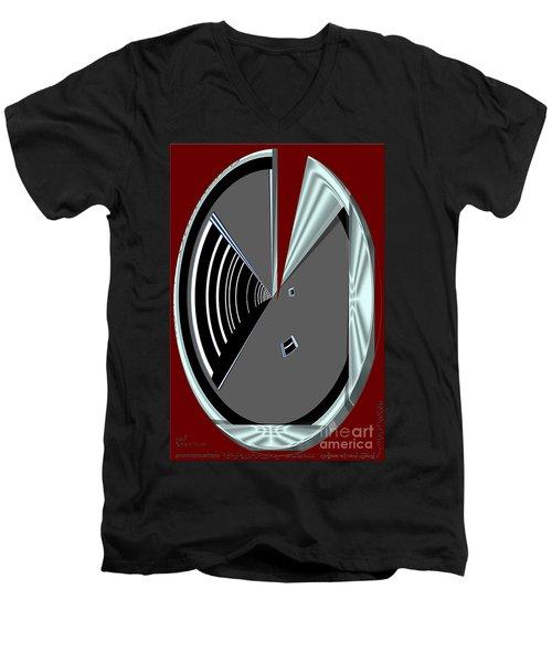 Inw_20a6470_wink Men's V-Neck T-Shirt
