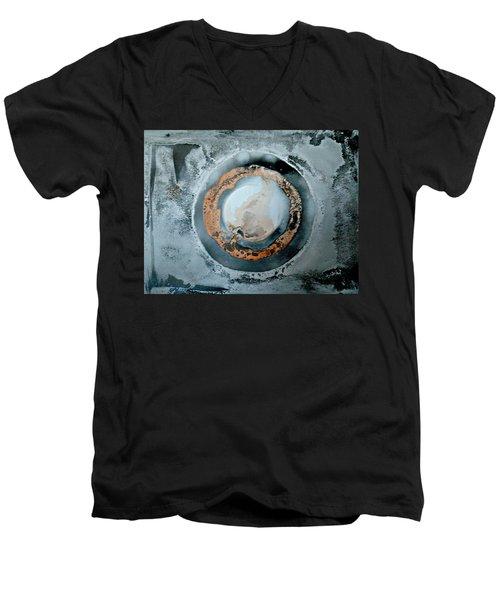 Italics Men's V-Neck T-Shirt
