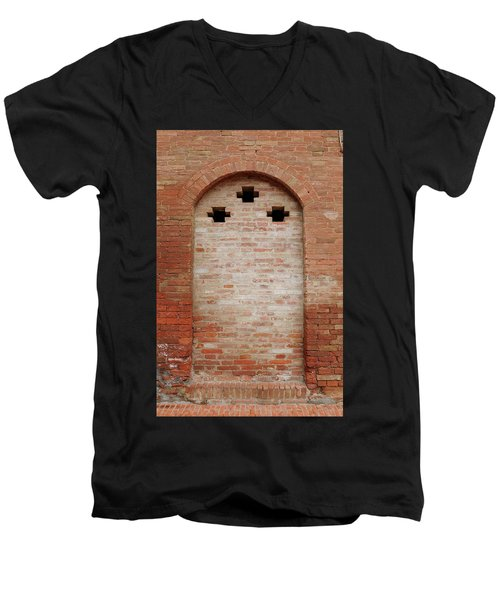 Italy - Door Fourteen Men's V-Neck T-Shirt