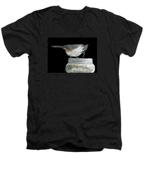 Jackpot Men's V-Neck T-Shirt
