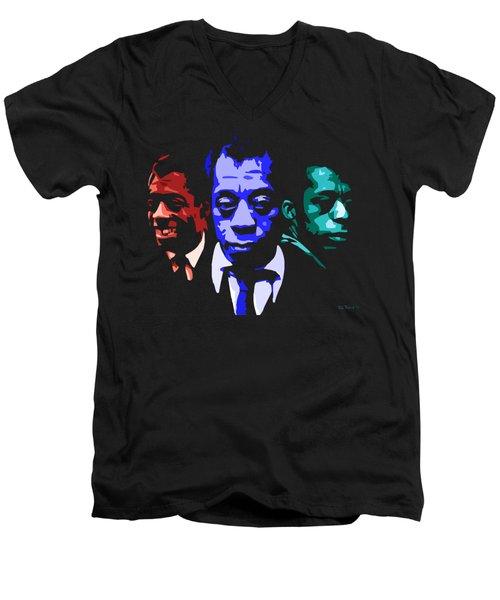 James Baldwin Men's V-Neck T-Shirt