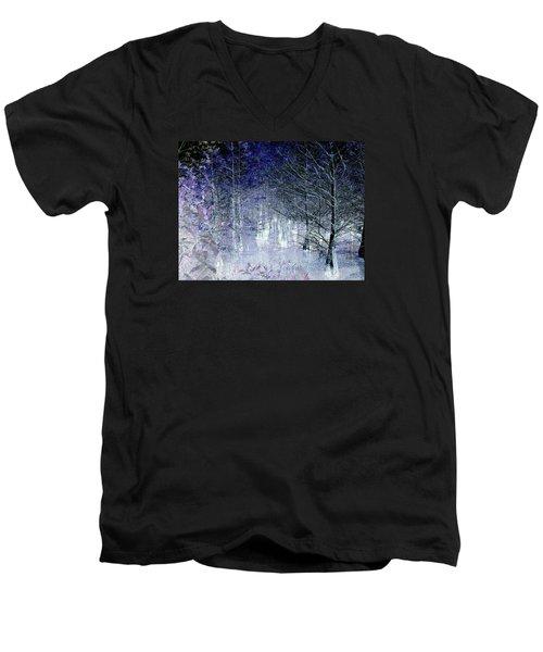 Jasons Home Men's V-Neck T-Shirt