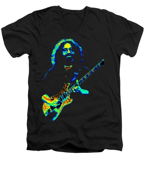 Jerry T1 Men's V-Neck T-Shirt