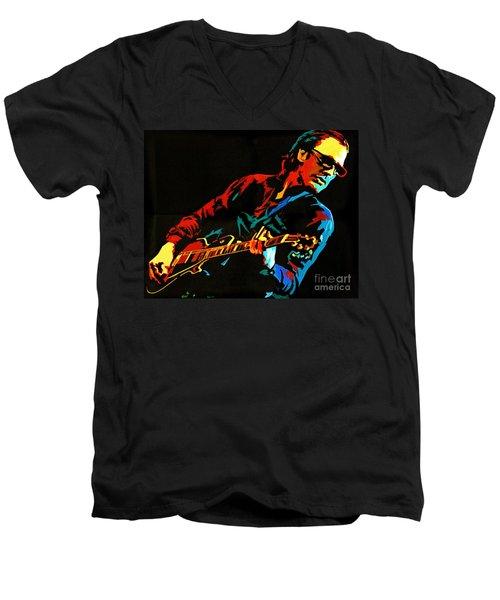 Joe Bonamassa  Men's V-Neck T-Shirt