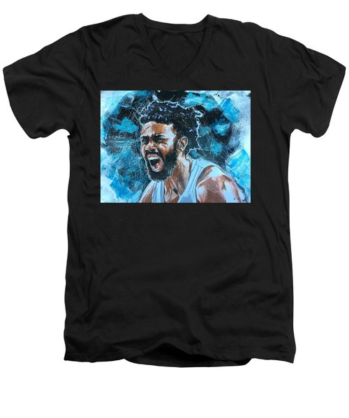 Joel Berry II Men's V-Neck T-Shirt