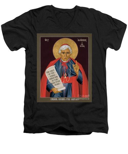 Bl. John Henry Newman - Rljhn Men's V-Neck T-Shirt