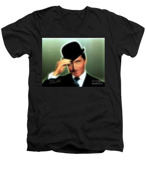 John Steed Men's V-Neck T-Shirt