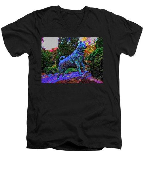 Jonathan Men's V-Neck T-Shirt