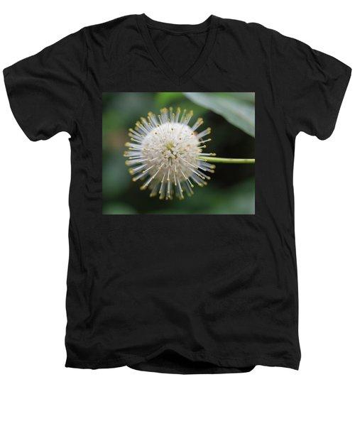 Joyful Burst Men's V-Neck T-Shirt