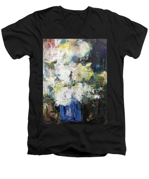 Jubilant Men's V-Neck T-Shirt