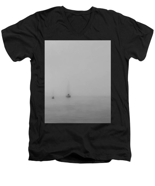 June Gloom Men's V-Neck T-Shirt