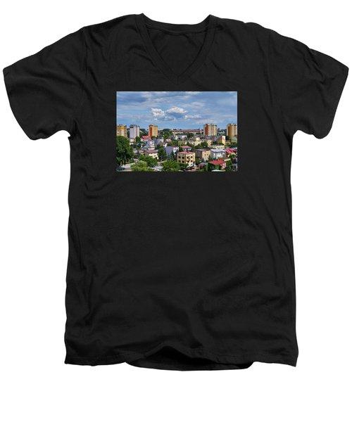 Jungle Warfare Men's V-Neck T-Shirt