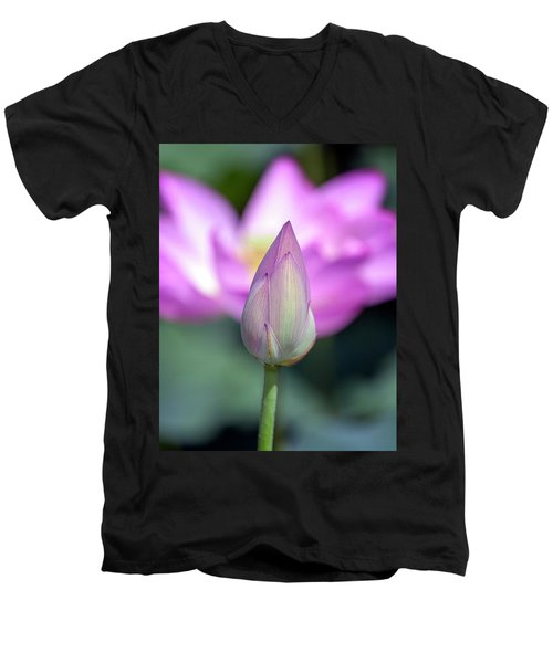 Juxtapose Men's V-Neck T-Shirt