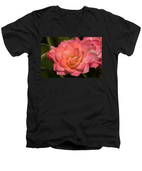 Kalanchoe Men's V-Neck T-Shirt