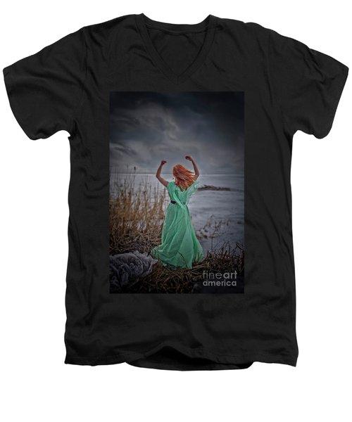 Katharsis Series 3/3 Release Men's V-Neck T-Shirt