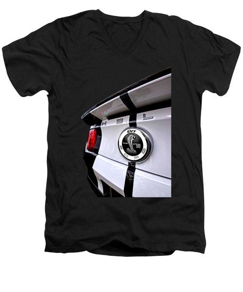 Killer Cobra - Shelby Svt Men's V-Neck T-Shirt