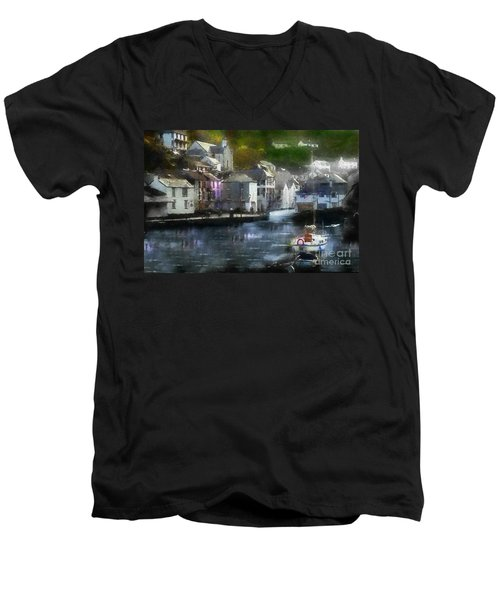 Kincade Inspired Llll Men's V-Neck T-Shirt