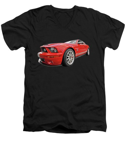 King Of The Road Men's V-Neck T-Shirt