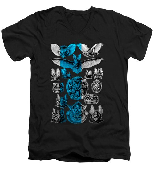 Kingdom Of The Silver Bats Men's V-Neck T-Shirt