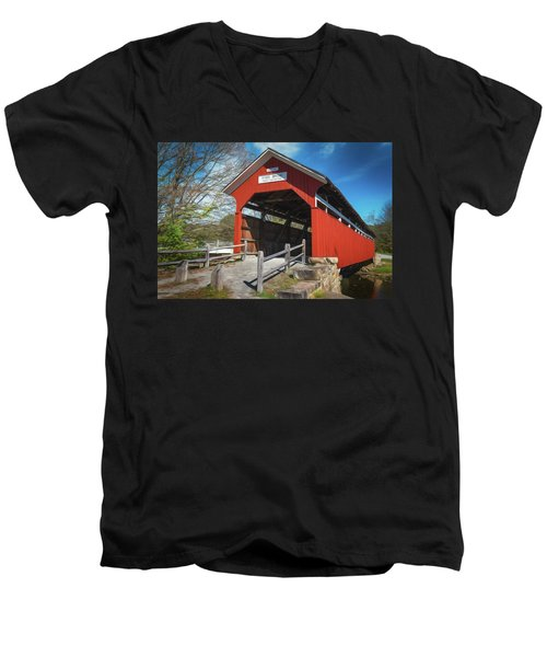 Kings Bride Men's V-Neck T-Shirt