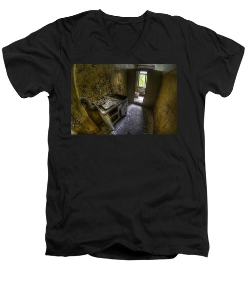 Kitchen With A Loo Men's V-Neck T-Shirt