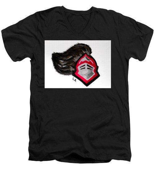Knights Men's V-Neck T-Shirt