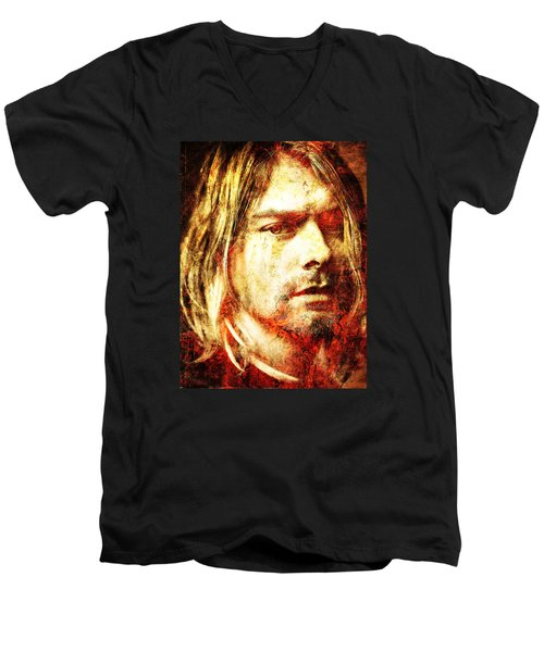 Kurt Men's V-Neck T-Shirt