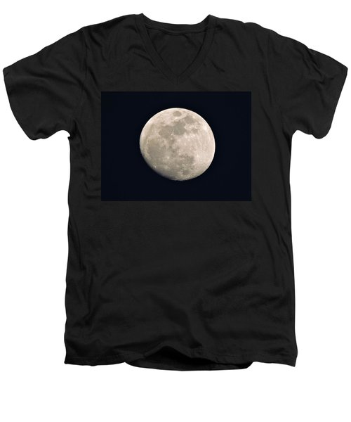 La Luna Men's V-Neck T-Shirt