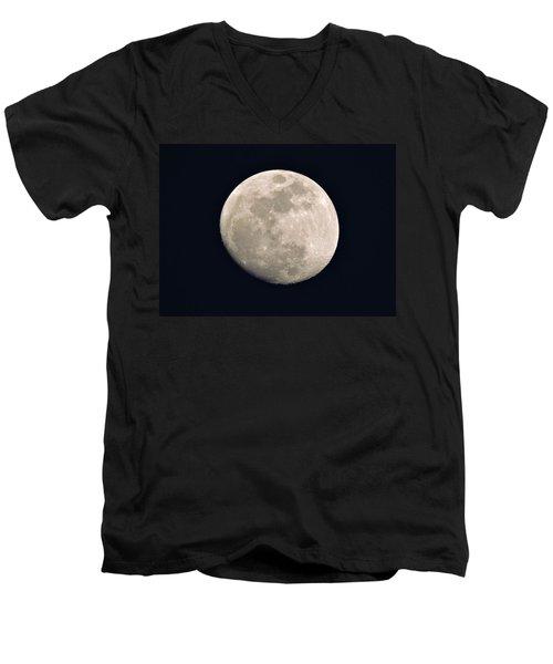 La Luna Men's V-Neck T-Shirt